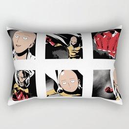 One Punch Man Rectangular Pillow