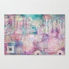 Short Circuit II Canvas Print