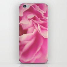 pink peony #2 iPhone & iPod Skin