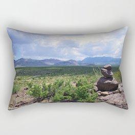 Marking the Way Rectangular Pillow