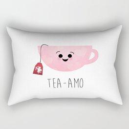 Tea-amo Rectangular Pillow