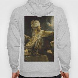 """Rembrandt Harmenszoon van Rijn, """"Belshassar's Feast"""", 1636-8 Hoody"""