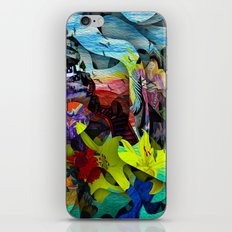 Special places oft exist where hearts desire most persists iPhone & iPod Skin