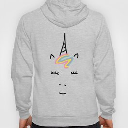 my Kid's Unicorn Hoody