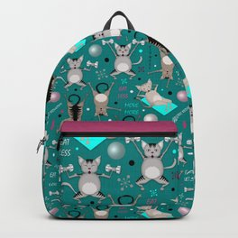 Fitness for cats Backpack