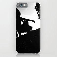 girl on a ledge iPhone 6s Slim Case