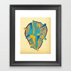 - cosmosigner_03 - Framed Art Print