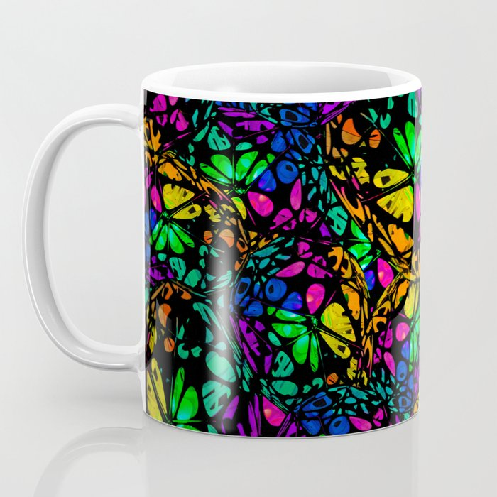 Kaleidoscope Coffee Mug