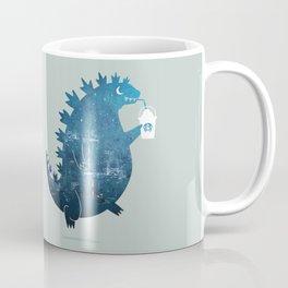 Godzillatte Coffee Mug