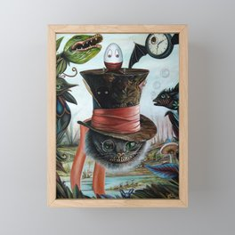 Living in a Dream Framed Mini Art Print