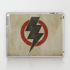 lightning strike zone Laptop & iPad Skin