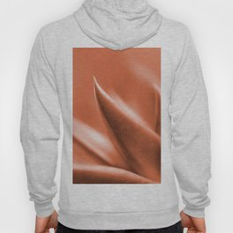 Succulent Leaves Coral Color #decor #society6 #buyart Hoody