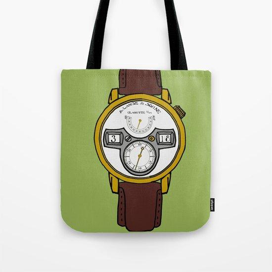 A. Lange Tote Bag
