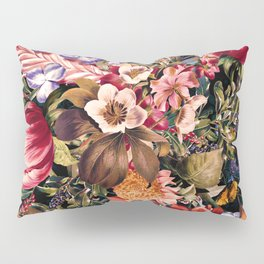 Midnight Garden VII Pillow Sham