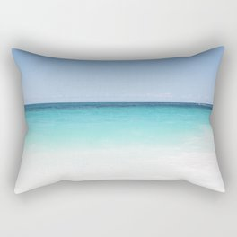 Ocean Color Rectangular Pillow
