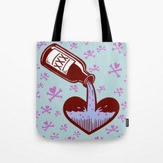 Drunkenheart Tote Bag