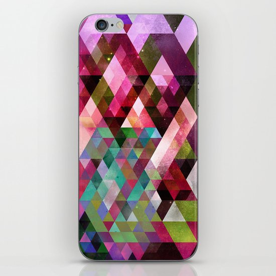 myshmysh iPhone & iPod Skin