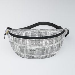 The Library II Fanny Pack