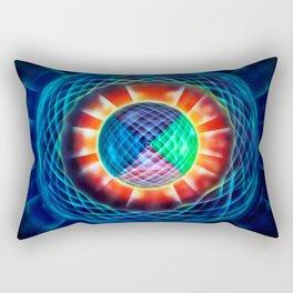 Wellness - meditation Rectangular Pillow