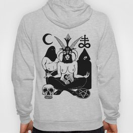 Baphomet and Executioner Hoody