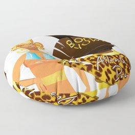 BAPS Floor Pillow