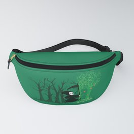 The hills WERE alive Fanny Pack