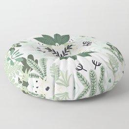 Jungle kingdom Floor Pillow