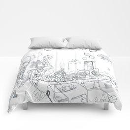 The Worm Comforters