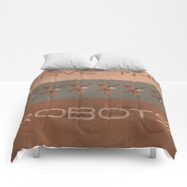 Save The Robots Comforters