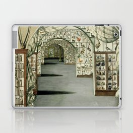 Museum of Curiosities Laptop & iPad Skin