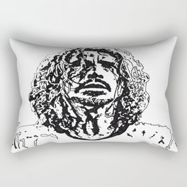 Cornell Unfinished - 5/18/17 Rectangular Pillow
