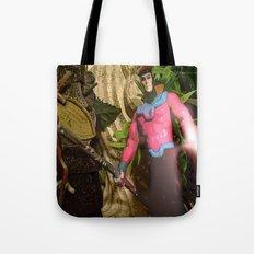 Gambit: In The Ruins Tote Bag