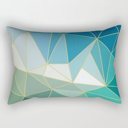 Ocean wave Rectangular Pillow