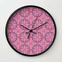 Tile Collection #3 Wall Clock