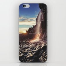 Bay of Fundy Waterfall iPhone & iPod Skin