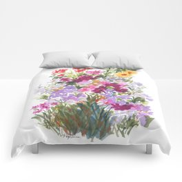 Grand Hotel Floral Comforters