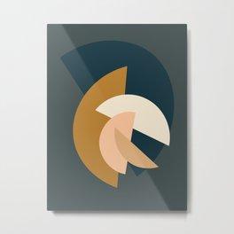 2//01 Metal Print