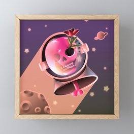 Lost In Space Framed Mini Art Print