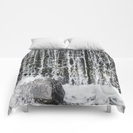 Waterfall II Comforters