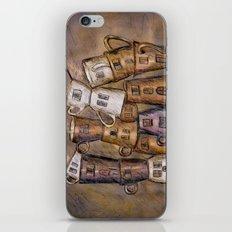 Coffeehouse - draw iPhone & iPod Skin
