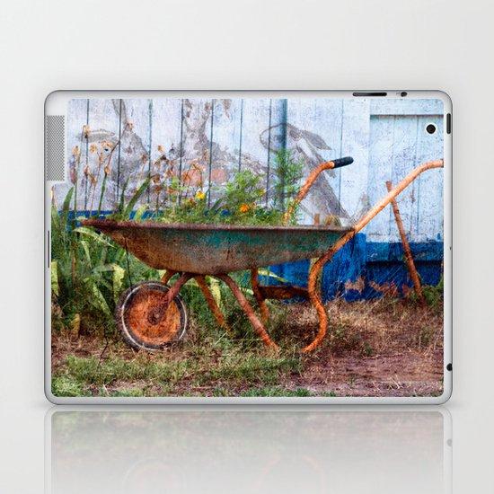 In the Magical Garden Laptop & iPad Skin