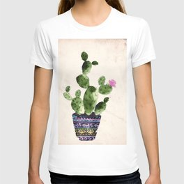 Blooming Cactus T-shirt