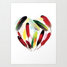 LVE Art Print