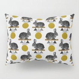 Tribal Rabbit Pillow Sham