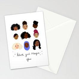 Black Girl Magic (looks) Stationery Cards