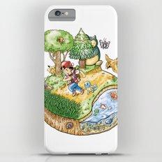 Blue version Slim Case iPhone 6 Plus