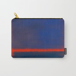Rothko Inspired #7 Carry-All Pouch