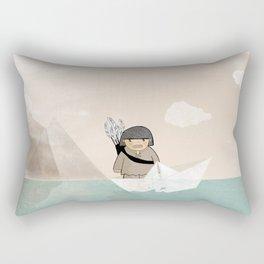 TSHAKAPESH Rectangular Pillow