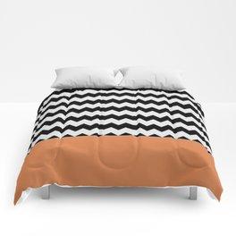 0003 Chevron Comforters