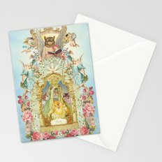 Holy cats! Stationery Cards